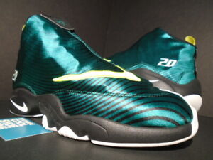 5d1fd2a4b39 Details about NIKE AIR ZOOM FLIGHT THE GLOVE QS GARY PAYTON SOLE COLLECTOR  GREEN BLACK 10.5