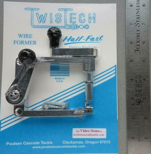 TWISTECH Wire ancien pour la fabrication de leurres et Spinners #11037