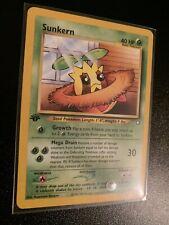 2000 Sunkern 78//111 LP Neo Genesis Set Common Pokemon Card Wizards