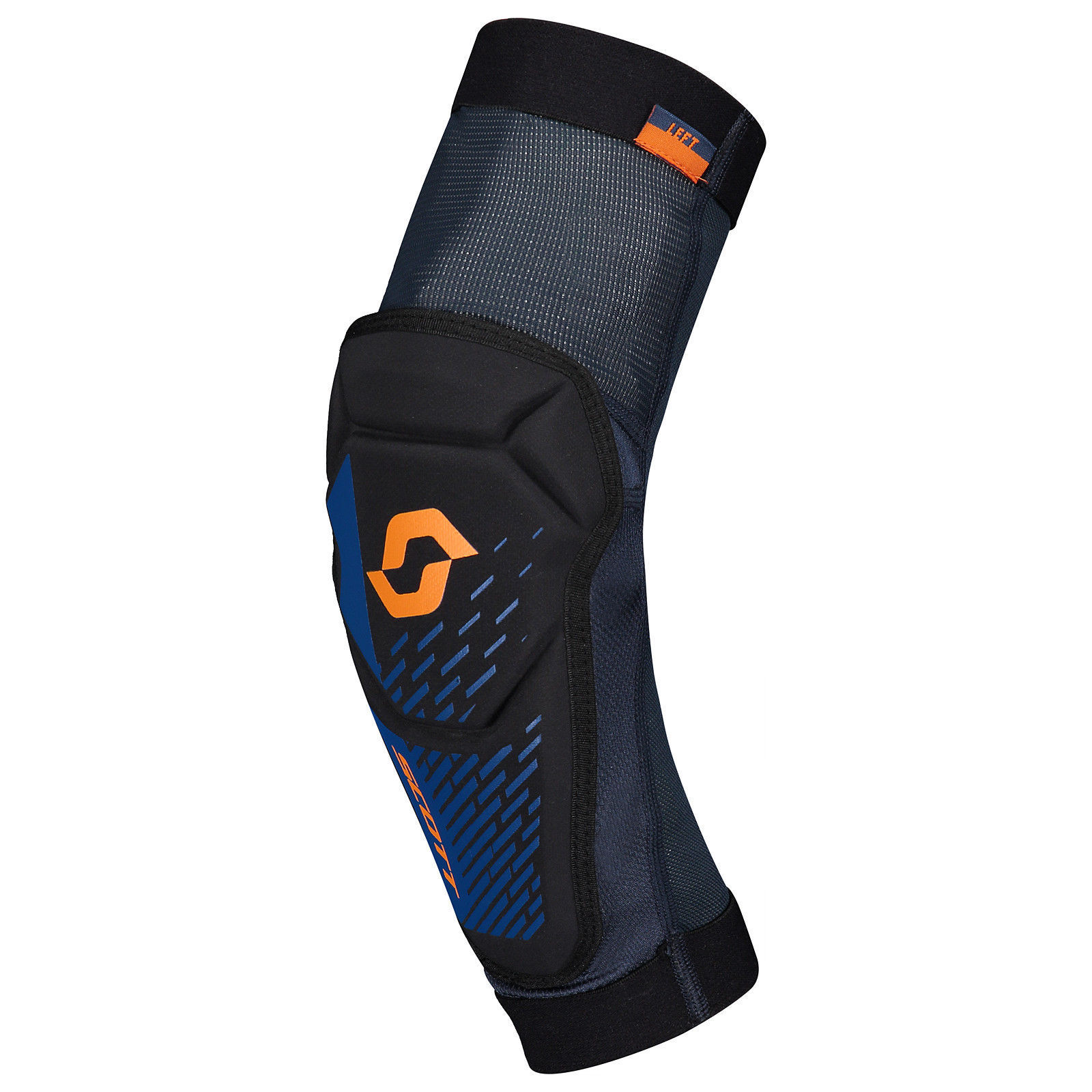 GOMOTIERE SCOTT ELBOW ELBOW SCOTT PADS MISSION colore NERO-BLU NOTTE-ARANCIO 13ad9c