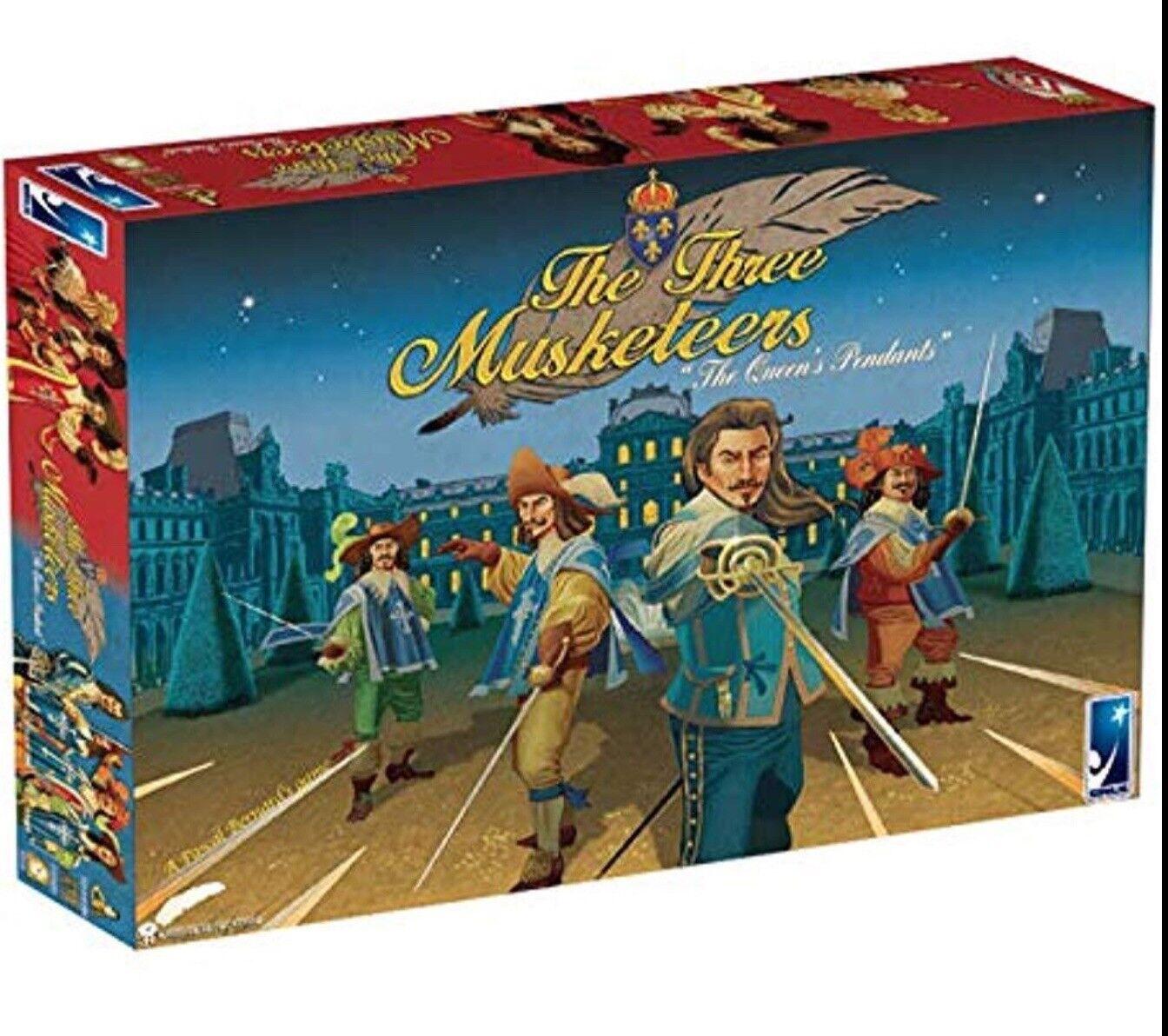 Les Trois Mousquetaires   Queen's Pendentifs Board Game SW  prix équitables