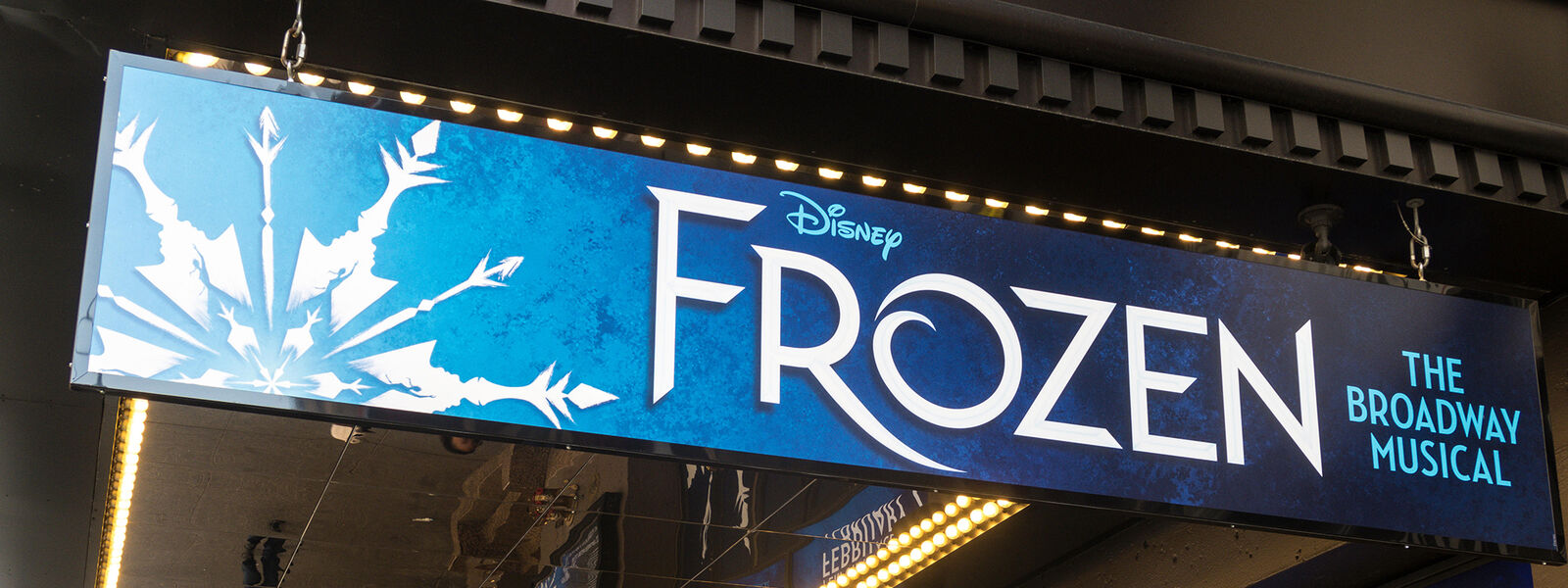 Frozen the Musical New York