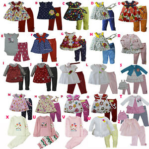 New-Carter-039-s-Gymboree-Laura-Ashley-Baby-Girls-Outfit-Size-3-6-9-12-18-24-months