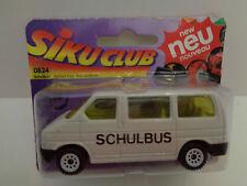 VW T4 Kastenwagen BOSCH mit Verkehrszeichen Siku Art.Nr. 0820