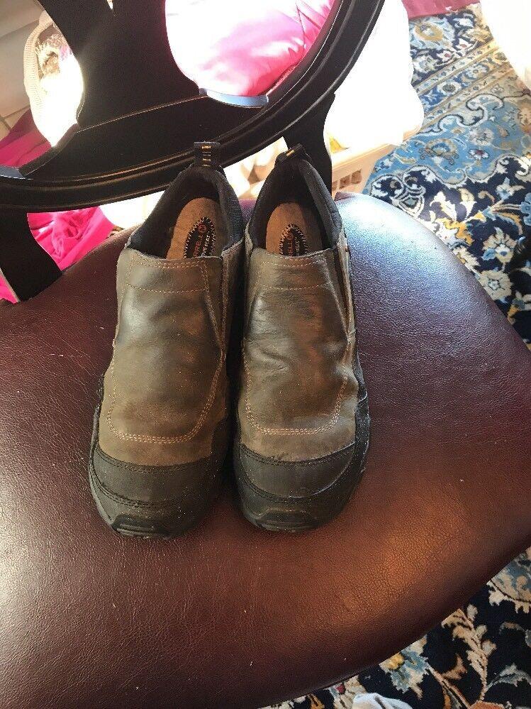 Merrell Slate Grün Select Dry Hiking Schuhe men's Größe US Größe 11.5 Slip on