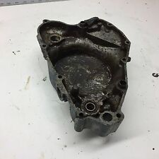 RM125 left hand crankcase chipped on stator side see pics PARTS DAMAGED