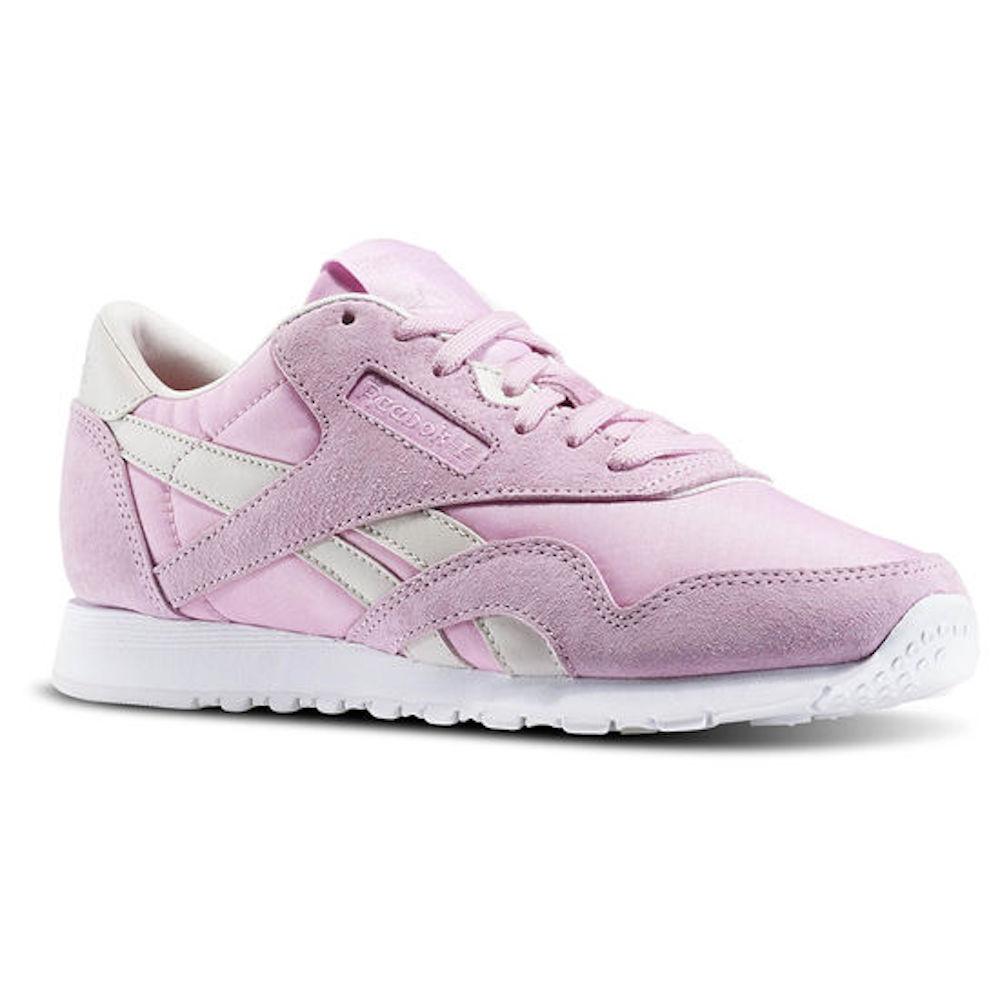 Women's REEBOK X FACE STOCKHOLM CLASSIC NYLON Shoes BD2682 BD2683