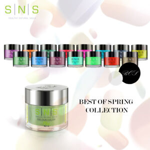 SNS-Nail-Dipping-Powder-Best-of-Spring-Colleciton-BOS-Choose-any-color