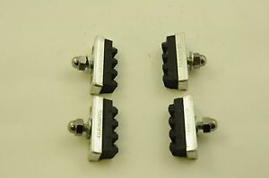Stamp brake complete with rubber pad new vintage old bike cycle breaks shoe