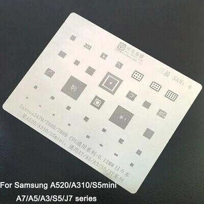 LPDDR1 BGA136 DDR EMMC//RAM NAND Chip BGA Stencil IC Solder Reballing Tin