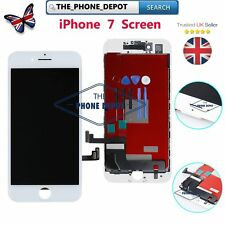 """For Apple iPhone 7 4.7"""" LCD Touch Screen Digitizer Display Replacement White UK"""