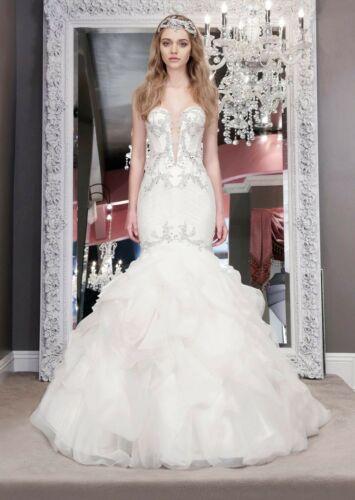 Winnie Couture Wedding Dress Nahla  Size 2