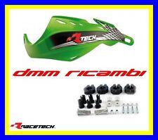 Paramani RACETECH Gladiator Easy universali Moto Motard Mini Pit-Bike (Verde)