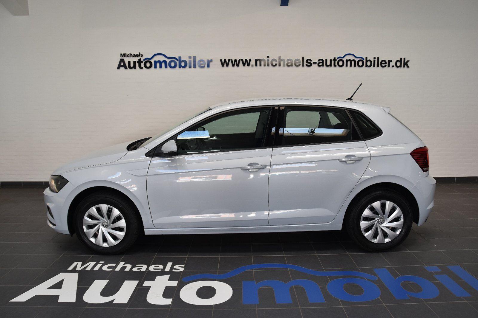 VW Polo 1,0 TSi 95 Comfortline 5d - 184.900 kr.