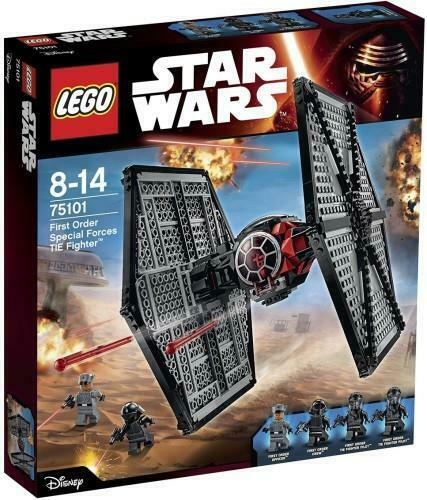 LEGO® 75101 STAR WARS First Order Special Forces TIE Fighter