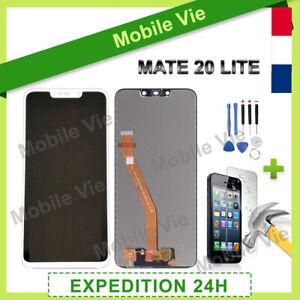 VITRE-TACTILE-ECRAN-LCD-PRET-A-MONTER-POUR-HUAWEI-MATE-20-LITE-BLANC-OUTILS
