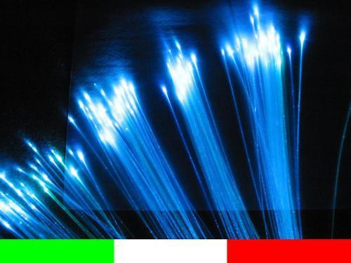 KIT FIBRA OTTICA CIELO STELLATO 200 PUNTI LED RGB CAMBIAFarbeE 9w R5