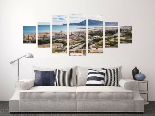 3D Seaside Town 566 Unframed Print Wall Paper Decal Wall Deco Indoor AJ Wall