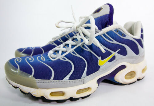 Vintage 2003 Nike Air Max Plus Tn Women's 8 Blue Y