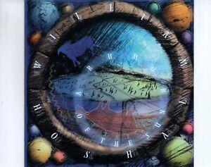 CD-WILLIAM-HOSHAL-a-rumor-of-the-sun-2007-NEAR-MINT-B4773