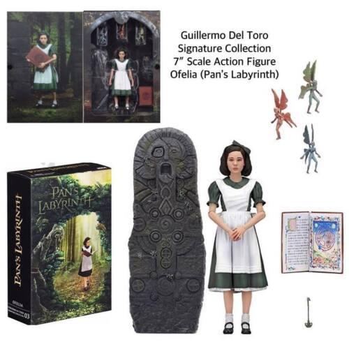 Ofelia Pan's Labyrinth Guillermo del Toro Signature Collection 7 Figure 2019