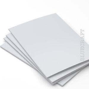 91x30mm 80 etichette MATT WHITE PAPER 5 Fogli A4 Laser Fotocopiatrice InkJet ADESIVI
