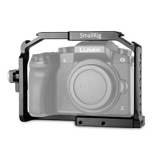 SmallRig-DSLR-Cage-for-Panasonic-Lumix-DMC-G7-4K-Camera-W-HDMI-Clamp-Nato-Rail