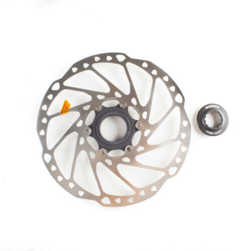 Shimano SM-RT78L 203mm Centerlock Rotor Silver