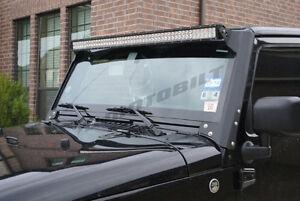 Motobilt Jeep JK 50 Inch LED Light Bar ckets | eBay