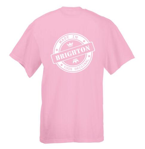 Juko made in brighton t shirt 100/% original