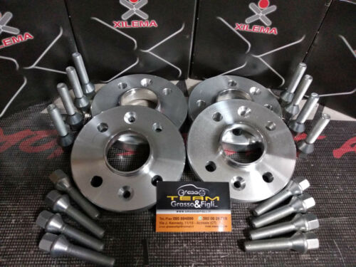 kit 4 Distanziali Ruota ALFA ROMEO 145 146 155 164 MiTo 16mm+20mm Wheel Spacers