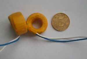 5pcs NEWΦ0.12 300 turn Current transformer / leakage magnetic coil
