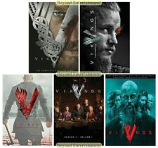 Brand New Vikings Complete Series Collection Seasons 1 2 3 & 4 Vol 1 & 2 DVD 1-4