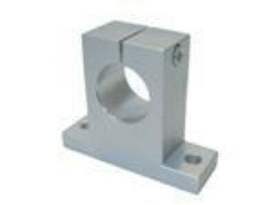 Wellenhalter stehend für Bodenmontage für Stahlwelle 12 mm ETSK12