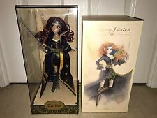 "Disney Store Designer Limited Edition Zarina 12"" Fairy Doll BNIB"