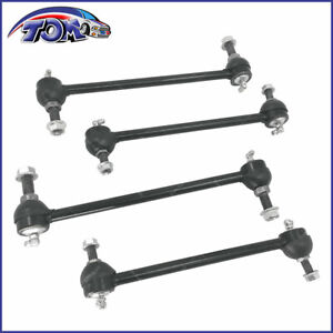 4pcs Front /& Rear Stabilizer Sway Bar Links For Avalon Camry Solara ES300 RX330