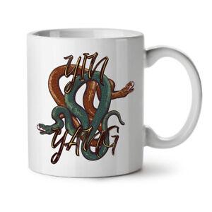 Chinese Symbol NEW White Tea Coffee Mug 11 oz   Wellcoda