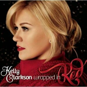 Kelly-Clarkson-Wrapped-in-Red-2-Extra-Tracks-CD-NEW