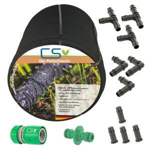 50m CS  Perlschlauch Z1 Bewässerungssystem hergestellt in Deutschland