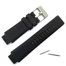 Diesel Genuine Original Watch Strap Real Leather S/Steel Buckle for DZ1032