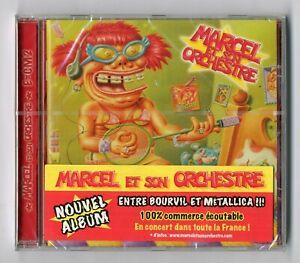 CD-MARCEL-ET-SON-ORCHESTRE-E-CM2-ALBUM-13-TITRES-NEUF-SOUS-BLISTER