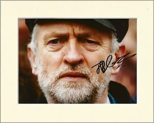 TONY BLAIR LABOUR PRIME MINISTER PP 8x10 MOUNTED SIGNED AUTOGRAPH PHOTO