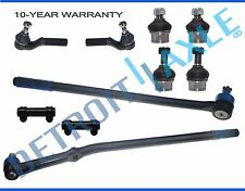 Brand New 10pc Complete Front Suspension Kit for 1995-1997 Ford F-250 4X4