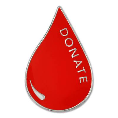 DONATE BLOOD DONOR AWARENESS PIN
