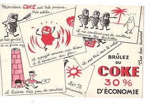 Buvard - Monsieur Coke.. Etat Neuf (réf. 64/1) 7qbqx5rp-07223108-335895227