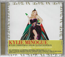 Kylie Christmas [Snow Queen Edition] by Kylie Minogue (CD, Nov-2016, Parlophone)