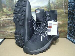 Lackner-Stiefel-Winter-Boots-Trekking-Schuhe-schwarz-38-47-7804-Neu17