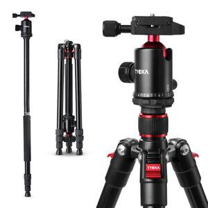 TYCKA-Professional-Aluminium-Tripod-Ball-Head-Travel-for-Nikon-Camera-TK101