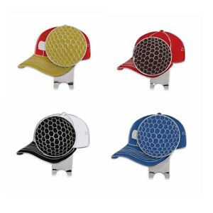 Fashion-Golf-Cap-Pattern-Alloy-Golf-Hat-Clip-with-Magnetic-Ball-Marker
