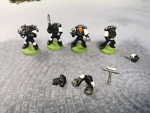 Plastic Space  Marines